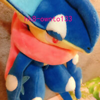 Greninja Plush Doll Stuffed Toy Anime Game Figure 13inch Kid Gift