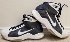 2008 Nike Hyperdunk Supreme324820-111 Kobe Size 8.5 Air MaxNAVY WHITE CLEAR
