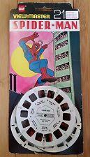 SPIDERMAN viewmaster Bobines-MARVEL COMICS - 1978-Original Vintage BH 011