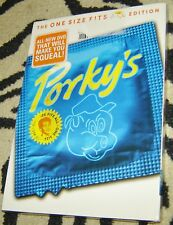 Porkys (DVD, 2007, One Size Fits All Edition),NEW & SEALED, REGION 1, WIDESCREEN