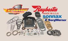 4L60E Transmission Rebuild Kit Stage 5 Performance WITH UPGRADES 1993-2004