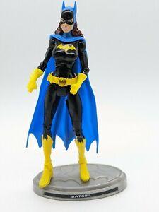 """DC Universe Classics Batman Legacy Series Batgirl Figure & Stand 6"""" Lot"""