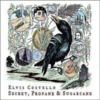 ELVIS COSTELLO-Secret, Profane & Sugarcane (2 LP's)-Vinyl Double LP-Brand New...
