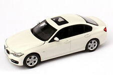 Model Car; BMW 3 Series Saloon (F30) 1:43 scale  White  80422212868
