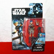 Star Wars Sabine Wren Rebels Collection Hasbro Action Figure Mandalorian Warrior