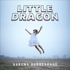 Nabuma Rubberband by Little Dragon SEALED POP MUSIC Electro Dance