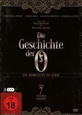 Die Geschichte der O - Komplette TV-Serie - Erotik - DVD