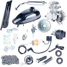 80cc 2 Stroke Motor Engine Kit Gas for Motorized Bicycle Bike Motorized Bike