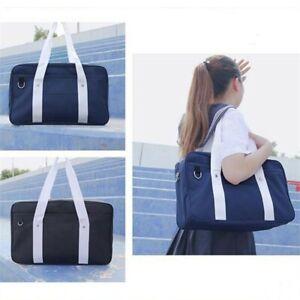 Japanese School Uniform Bag JK Cosplay Student Uniform Shoulder Bags Handbag