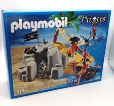 Playmobil 4139 Piratas Set 29 piezas piratas isla Nuevo en Caja-Envío Gratis