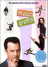 Dvd MUSIC GRAFFITI - (1996) *** Tom Hanks ***......NUOVO