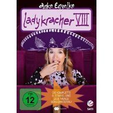 ANKE ENGELKE - LADYKRACHER VIII-DIE KOMPLETTE 8.STAFFEL  (2 DVD)  COMEDY  NEU