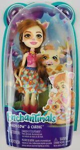 Enchantimals Cailey Cow & Curdle Doll