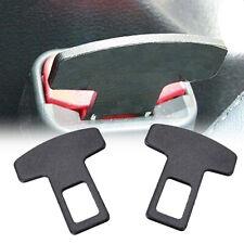 Car Interior Safety Seat Belt Buckle Alarm Eliminator Stopper Clip Accessories