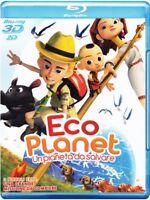 Eco planet. Un pianeta da salvare 3D+2D + Blu Ray Nuovo Sigillato