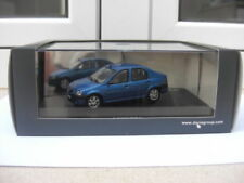 Dacia Logan berline 2004 blue Eligor 100969 MIB 1:43 4 5 6 8 12 clio VERY RARE