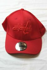 NHL Washington Capitals Adult 39thirty Stretch Fit Cap Medium/large Red Hat