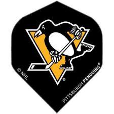 NHL Dart Flights - Standard Shape - Pittsburgh Penguins