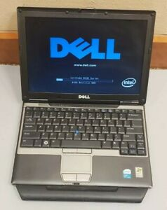 Dell Latitude D430 Intel Core Solo 1.20GHz 2GB RAM 60GB HDD WIFI  BOOT TO BIOS