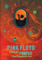 Pink Floyd - Live at Pompeii [New DVD] Director's Cut/Ed