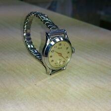 "Splendido ""Panto 'ART DECO Ladies Watch-Swiss Made-Pezzi di ricambio o riparazione"