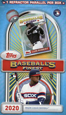 2020 TOPPS FINEST FLASHBACKS, YOU PICK, COMPLETE YOUR SET, MINT, HOT