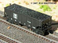 3-pack of Hay Brothers COAL #2 LOADS - Fits BOWSER GLa Hopper Cars