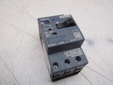 SIEMENS SIRIUS MANUAL MOTOR CONTROLLER 3RV1011-1HA10 8FLA CLASS-10 104A XLNT !!