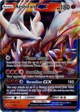 * Pokemon Reshiram GX - 11/70 - Ultra Rare - Dragon Majesty *
