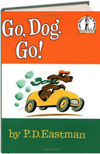Dr Seuss Beginner Books : Go, Dog. Go! by P. D. Eastman (1961, Hardcover) NEW