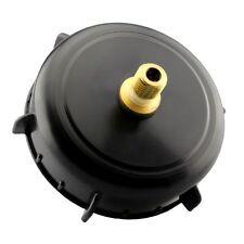 "4"" Cap for Pressure Barrel Keg with 8g Pin Valve HomeBrew FREEPOST UK"