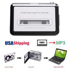 EZCAP Cassette Tape to MP3 PC USB Converter Recorder Audio Capture Music Player