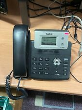 More details for yealink t21p e2 landline business phone with voip