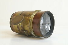 Vintage Optimus Petzval Brass Lens 3.90 In. Long / 2.30 In. Dia. Made In London