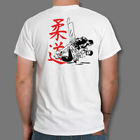 Judo t-shirt Japan martial art judoka graphic new S - 5XL