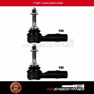 Front Left /& Right Outer Steering Tie Rod Ends for Ford Flex 2009-2016 2Pc