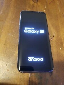 Samsung Galaxy S8 SM-G950U - 64GB - Coral Blue (AT&T) Smartphone