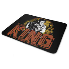 Officially Licensed Elvis Presley - The King Of Rock 'n Roll Mouse Pad/Mat