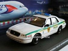 FORD CROWN VICTORIA MODEL POLICE CAR JAMES BOND CASINO ROYALE 1:43 SCALE K8