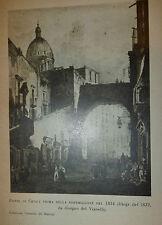 Geografica Toponomastica, G. Doria: Le strade di Napoli 1943 Ricciardi 20 tavole