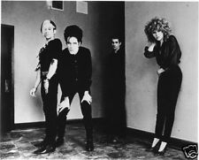 The Cramps Group Shot 1977 Punk Rock B/W 8x10 Photo #2