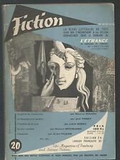 Fiction 20.Maurice Renard, Jack Finney, Judith Merril... SF53