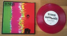 """Noel Gallagher's High Flying Birds-Ballad of the Mighty i 7"""" Red VINILE Oasis"""