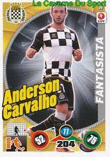 090 ANDERSON CARVALHO BRAZIL BOAVISTA.FC CARD ADRENALYN LIGA 2015 PANINI