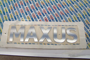 NEW GENUINE LDV MAXUS REAR DOOR PLASTIC NAME BADGE P/NO 571550001