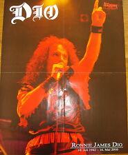 Kataklysm // Dio __ Poster __ size 45 cm x 58 cm