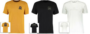 Brixton T-Shirt Mens 3 Styles Alpha Block - Reach II - Alpha 100% Genuine New