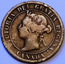1 Cent 1894 Victoria Canada KM#7
