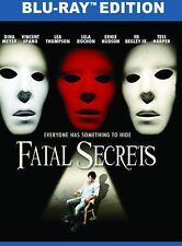 FATAL SECRETS (Dina Meyer) - BLU RAY - Region Free - Sealed