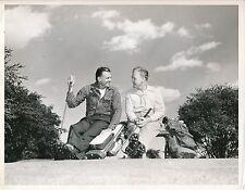 U S A c. 1950 - Golfeurs Clubs  Sacs de Golf  Green- Ph. Galloway - GF 557